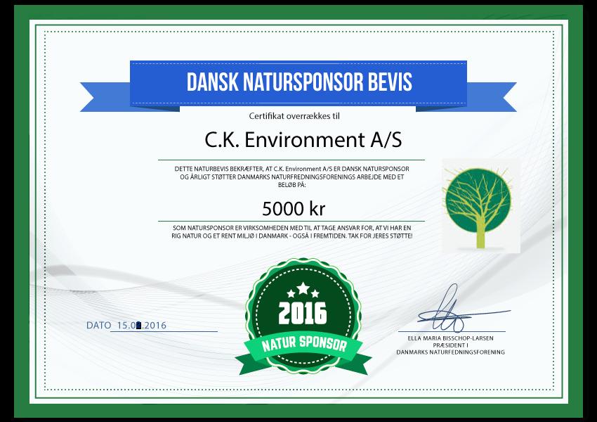 C.K.-Environment