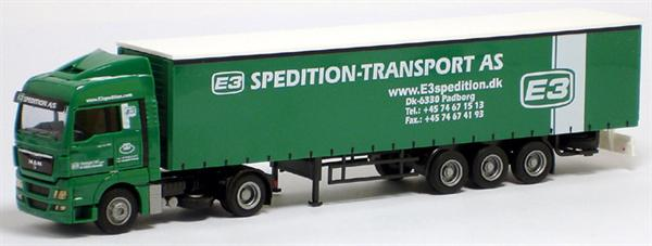 E3 Spedition-Transport